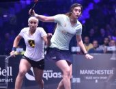 استئناف مباريات دور الـ16 ببطولة دي بي دي للاسكواش بـ6 مواجهات مصرية