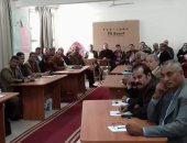 مديرية تعليم الشرقية تعقد اجتماعا بأعضاء المتابعة بالإدارات التعليمية