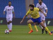 حسام غالى يقود النصر أمام الفيحاء بالدوري السعودي