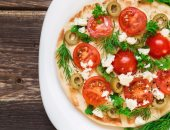 """صحتك فى وصفة.. البيتزا بالخضراوات للمتعافين من السرطان """"الوصفة الرابعة"""""""