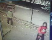 صور.. مدرسة أحمد عرابى بجرجا تنشر صور طفلين حطما مكتب المدير