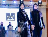هبة قنصوة تطلق مجموعة شتاء 2018.. وتؤكد: موضة هذا العام قائمة على التنوع
