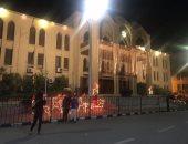 الأمن يتسلم الكاتدرائية.. والكنيسة البطرسية تستعد لاستقبال رئيس البرتغال