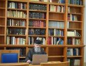 صور.. وزير الآثار: مكتبة دير سانت كاترين تحوي 12 ألف كتاب علمى ومخطوط