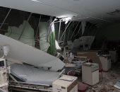 صور.. مصرع شخصين ودمار هائل بإندونيسيا بسبب زلزال قوته 6.5 ريختر