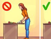 لو فى المطبخ أو أثناء النوم.. اعرفى إزاى تعملى تمارين الظهر  وتتخلصى من التعب