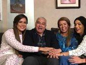 """أسرة """"البيت الكبير"""" تنتهى من مشاهد الصعيد فى دهشور"""