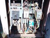 شكوى من تلف مفاتيح محول كهرباء عزبة صباح جبل بالشرقية