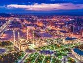 مدينة جروزنى الروسية بالشيشان تستعد لاستقبال 2000 مصرى خلال كأس العالم