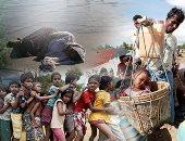 يفرون من موت إلى الموت..مقتل 6700 روهينجى ولجوء 600 ألف لبنجلاديش × 2017..60% من الضحايا الأطفال قتلوا بالرصاص.. الأمم المتحدة تصدر قرارا لوقف العنف بأغلبية 135 صوتا.. وجيش ميانمار مستمر فى حملات التطهير العرقى