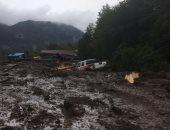 مصرع 13 شخصا وفقدان 4 آخرين فى انهيارات أرضية بسبب الأمطار بفيتنام