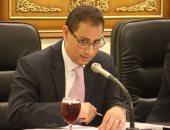 رئيس الرقابة المالية يستعرض تعديلات قانون سوق المال