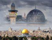 وزير الشئون الخارجية العمانى يصل المسجد الأقصى فى القدس