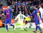 ميسي وسواريز يقودان هجوم برشلونة أمام فالنسيا فى الدورى الإسبانى