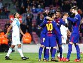 جدول ترتيب الدوري الإسباني بعد انتهاء الجولة 16