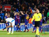 جدول ترتيب الدوري الإسباني بعد فوز برشلونة على لاكورونيا