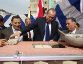 وضع حجر الأساس لإحلال وتجديد وتوسعة 3 مدارس بتكلفة 21 مليون جنيه بدمياط