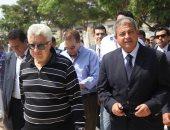 وزير الرياضة يعقد جلسة مع مسئولى الزمالك اليوم لمناقشة أزمة هانى العتال