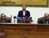 """تأجيل محاكمة 16 متهما فى قضية """"الخلافات الثأرية بالصف"""" لـ24 إبريل المقبل"""