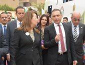 """""""المصرية للاتصالات"""" تحتفل بتخريج الدفعة الأولى من مبادرة """"ابنى بكرة"""""""