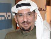 عبد الله السدحان يتعرض لحادث سير بسيارته ويطمئن جمهوره على صحته