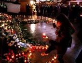 صور.. وقفة بالشموع والورود فى الذكرى الأولى لضحايا حادث الدهس فى برلين