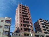 قارئ يشكو من وجود محطة تقوية محمول أعلى برج سكنى بسوهاج