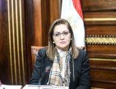 وزيرة التخطيط تزور مصابى حادث كنيسة مارمينا بحلوان بمعهد ناصر