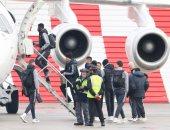 الضباب يجبر طائرة مانشستر يونايتد على الهبوط فى كارديف بدلاً من بريستول