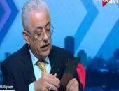 """وزير التعليم: مليون تابلت لطلاب أولى ثانوى """"مش هيرجعوها ولا هيدفعوا فلوس"""""""
