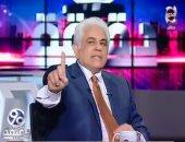 """حسام بدراوى لـ""""الباز"""": """"متقاطعنيش عيب كده..اتقالى قبل ما آجى بيتعملك أفخاخ"""" (فيديو)"""