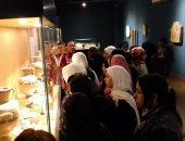 متحف ملوى فى محافظة المنيا يفتح أبوابه للزيارة بالمجان.. اعرف السبب