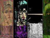 أسرار الفن لدى القدماء المصريين تتجلى فى تحنيط امرأة عمرها 1800 عاما