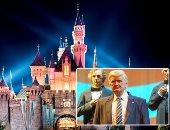 """فيديو.. """"ديزنى لاند"""" تفتتح """"قاعة الرؤساء"""".. تضم 45 رئيسا للولايات المتحدة.. وروبوت ناطق على هيئة """"ترامب"""" يثير السخرية على مواقع التواصل الاجتماعى.. وصحيفة """"مترو"""" البريطانية: نسخة الرئيس الأمريكى ستصيبكم بكوابيس"""
