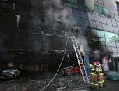 مصرع 5 أشخاص وإصابة 7 فى اشتعال النيران جنوب غرب سيبيريا