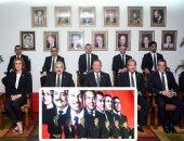 انتهاء اجتماع مجلس الأهلي والأعضاء يتجهون لاستاد القاهرة لحضور مباراة طنطا