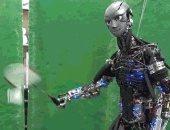 شاهد أحدث روبرت على شكل إنسان صنعته اليابان يستطيع القيام بالتدريبات البشرية