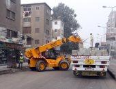 إغلاق شارع وادى النيل لإنشاء محطة مترو لمدة 3 سنوات بدءًا من الجمعة