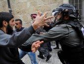 قوات الاحتلال الإسرائيلي تعتقل فلسطينيين من رام الله