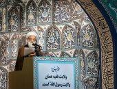 خطيب جمعة طهران يحذر من ركوب موجة المظاهرات فى إيران