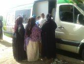 توقيع الكشف الطبى عى 52 شخصا بشمال سيناء مجانا