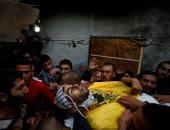 صور.. شهيدان ومئات المصابين فى جمعة الغضب الثالثة بفلسطين