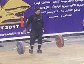 شيماء خلف تخوض منافسات وزن+87 فى بطولتى العرب و التضامن لرفع الأثقال