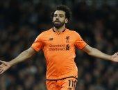 محمد صلاح يسجل إنجازا تاريخيا مع ليفربول بعد هدف أرسنال