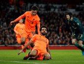 فيفا: محمد صلاح أكثر لاعبى أفريقيا شعبية عبر مواقع التواصل الاجتماعى