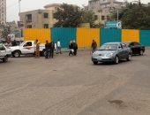 إغلاق شارع ثروت عند تقاطعه مع السودان لمدة يومين لمد كابلات كهرباء