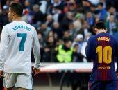 برشلونة يمزق شباك ريال مدريد فى 11 سنة متتالية.. فيديو