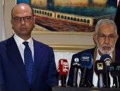 صور.. وزير الخارجية الإيطالى يزور ليبيا لمكافحة الهجرة غير الشرعية