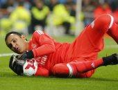 ريال مدريد ينوى تجديد عقد نافاس رغم الاقتراب من ضم كورتوا