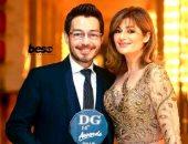 أحمد زاهر لزوجته: شكرا لمراتى ومديرة أعمالى وشريكة نجاحى لدعمك المستمر